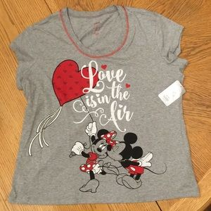 Mickey and Minnie Mouse Shirt
